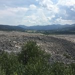 Foto van Frank Slide Interpretive Centre