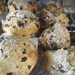 munchable muffins. Delicious hot with butter