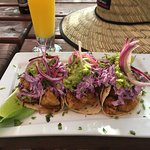 The Buccaneers was our favorite spot in Roatan's West End!