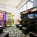 Maroochy Surf Club kids gaming room
