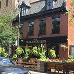 quaint pub in St Henri