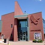 National Eagle Center entrance