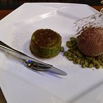 Green tea lava