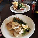 Lunch at Pihanga