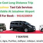 Jaisalmer Taxi Services