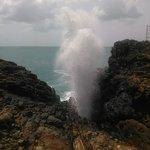 Blow  hole srilanka