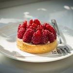 Pistachio & Raspberry