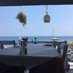 Summertime Restaurant Photo