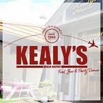 Kealy's logo