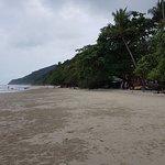ภาพถ่ายของ หาดทรายขาว