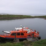 boats used in crossing to Jura at Mc Cormaig isle