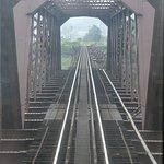 最上川の橋梁