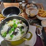 Foto de Grimbergen Cafe