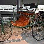 Bild från Shanghai Auto Museum
