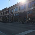 Exterior (next to Caribou Coffee)