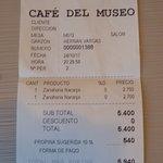 ภาพถ่ายของ Cafe del Museo