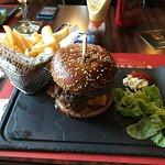 Triple Burger bacon