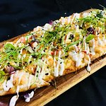 lobster flatbread special