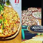 Exquisitas pizzas, excelentes vinos, destilados y cervezas!!