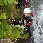 Abseiling - canyoning tour