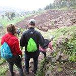 Bilde fra Karisoke Research Center - Dian Fossey Camp