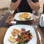 Foto van Riviera Holiday Club Fish Restaurant
