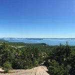 Foto de Champlain Mountain & Beehive Loop Trail