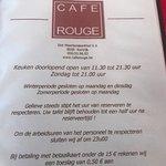 Photo de Cafe Rouge