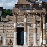 Tempio Capitolino e Piazza del Foro Foto