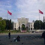 Bilde fra Istanbul University