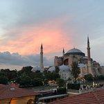 Turk Art Terrace Restaurant Foto
