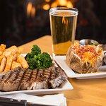 USDA Choice Ribeye Steak