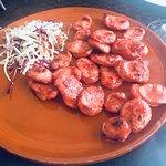 Foto di Restaurante Terraza Sidrería la Diosa Del Mar