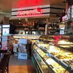 Awesome meats, cheeses and homemade bakery items.