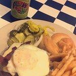 Foto de Johnny Angel's Heavenly Hamburgers