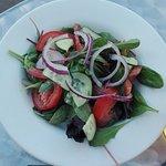 Salad side dish