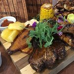 Caribbean Mixed Grill
