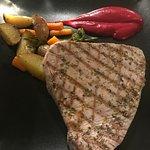 Fresh Grilled Tuna