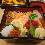 Fukuju sushi照片
