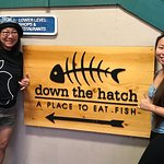 Down the Hatch의 사진