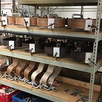Guitars in production (photo #1)