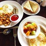 Breakfast - hiker's special