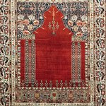 Prayer rug (or hanging) from Iran