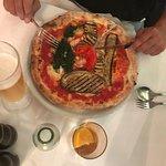 Yummy Veg pizza