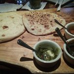 Indian Style Bread Service