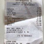 Una Coca Zero a 4 euro e mezzo. Enough said.