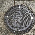 橫濱港灣未來21照片