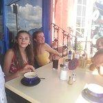 Cafe Blue Foto