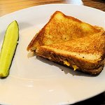 very good grilled cheese
