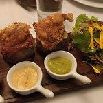 Guinea pig @ El Albergue Restaurant